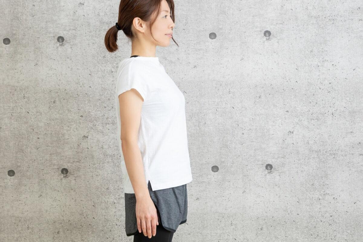 正しい姿勢の取り方とエクササイズのやり方