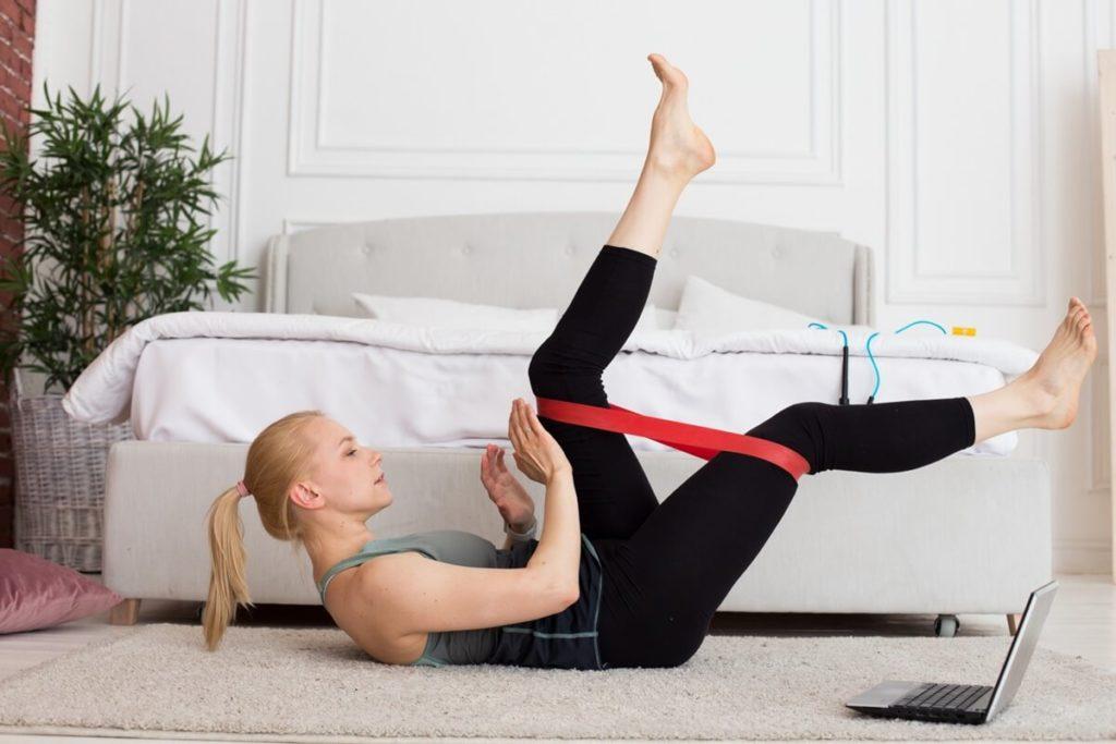トップアスリートの体幹レーニング