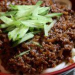 【世界一受けたい授業】辛ヘルシーレシピ!四川風肉味噌うどんの作り方を紹介!