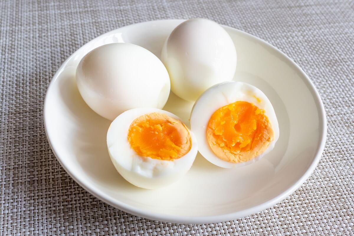 無限ゆで卵
