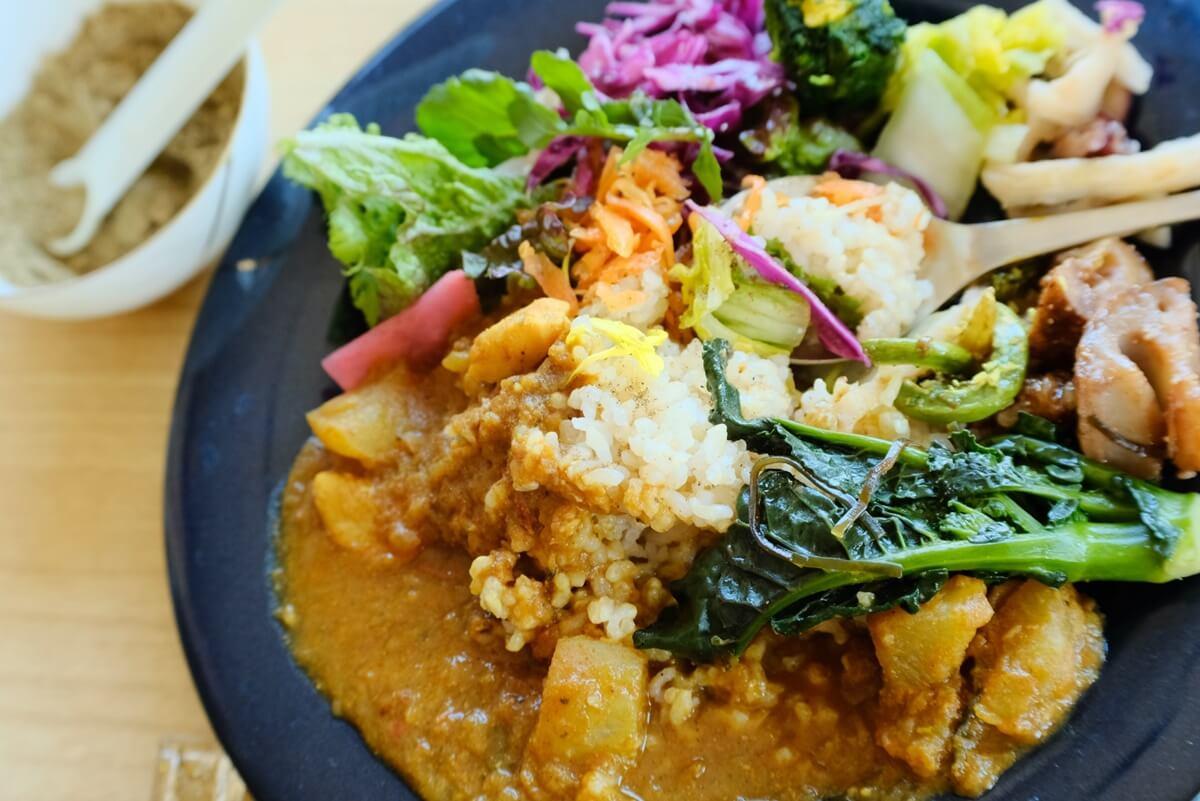 【ゲンキの時間】スパイスカレー最強健康カレーの作り方を紹介!印度カリー子さんのレシピ