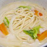 【きょうの料理】ミルクちゃんぽんの作り方を紹介!藤井恵さんのレシピ