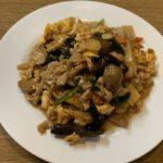 【おかずのクッキング】牛肉ときくらげのピリ辛炒めの作り方を紹介!土井善晴さんのレシピ