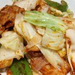 【まる得マガジン】とろっとキャベツの回鍋肉の作り方を紹介!若菜まりえさんのレシピ