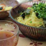 【鬼旨ラーメンGP】すだち冷やしつけ麺の作り方を紹介!リリーさんのレシピ