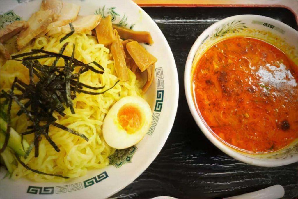 SUSURUが選んだ夏のつけ麺