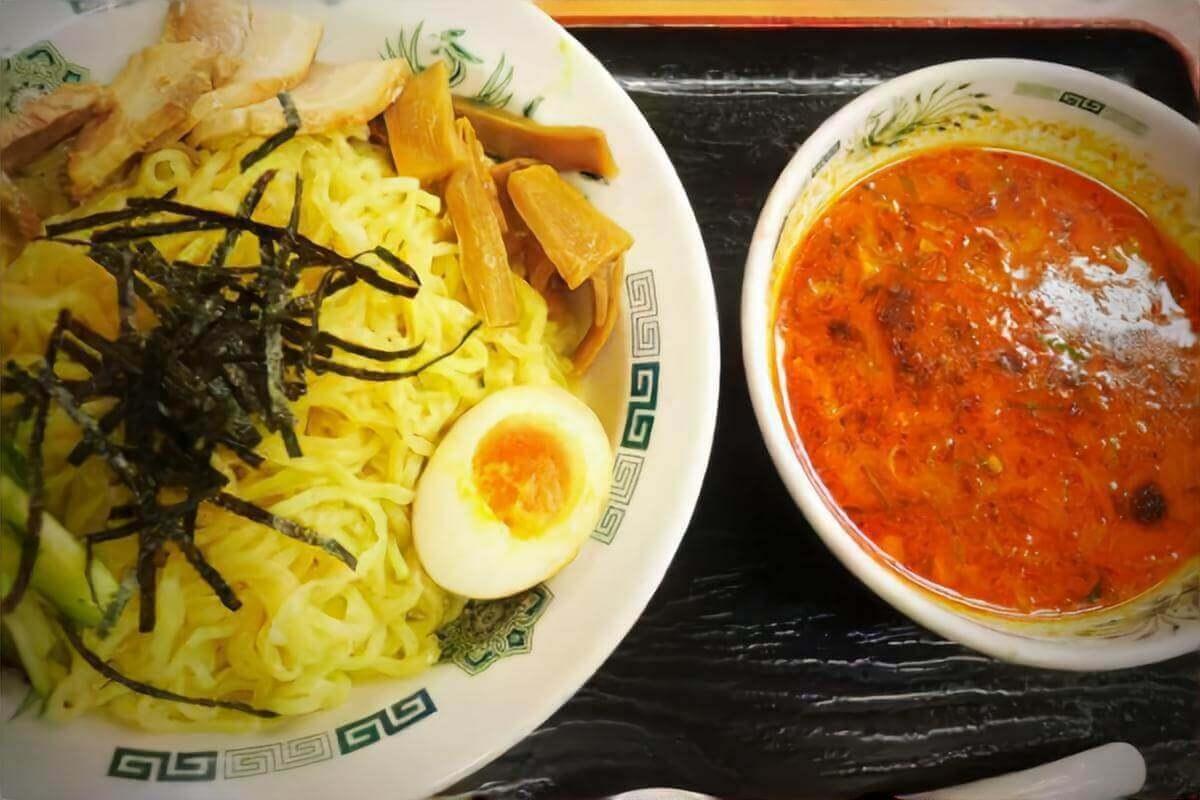 教えてもらう前と後【SUSURUが選んだ夏のつけ麺ベスト3紹介!しそ昆布和え梅生姜つけ麺など】