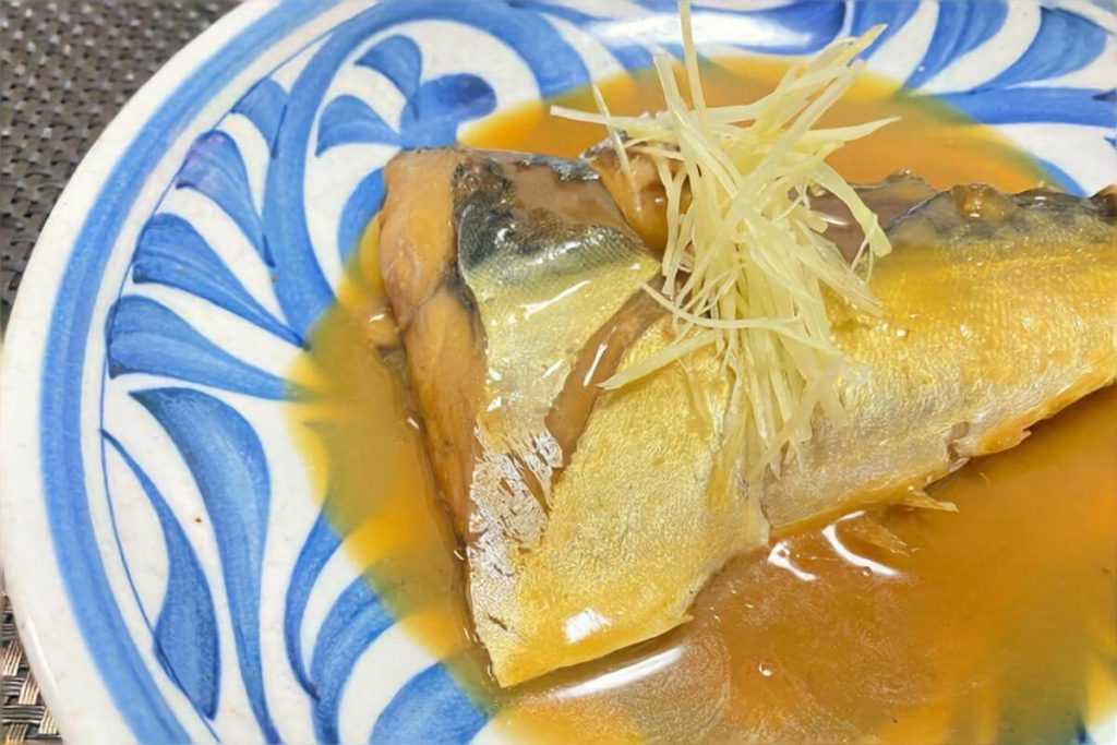 さば味噌煮定食