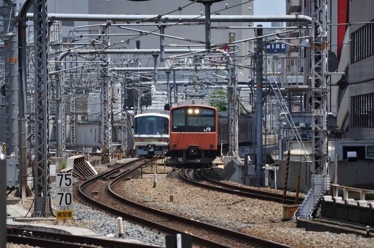 大阪環状線沿線グルメ