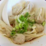 【きょうの料理】ねぎワンタンの作り方を紹介!斉風瑞さんのレシピ