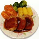 【土曜はナニする】ゆーママのレシピ絶品ハンバーグの作り方を紹介!