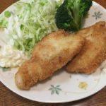 【きょうの料理】大原千鶴さんのレシピ!鶏むね肉のわらじ揚げの作り方を紹介!