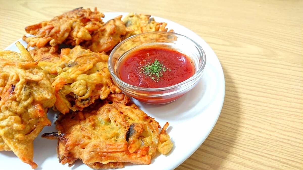 【きょうの料理】ゴーヤーのインド風天ぷらの作り方を紹介!ヤミーさんのレシピ
