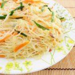 【ゲンキの時間】油ゾーメンの作り方を紹介!奄美大島の健康家庭料理レシピ