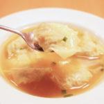 【きょうの料理】ごまだれ冷やしワンタンの作り方を紹介!斉風瑞さんのレシピ