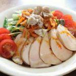 【まる得マガジン】高たんぱく冷やし中華の作り方を紹介!村野明子さんのレシピ