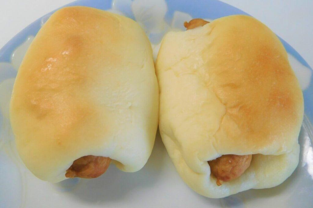2種類のくるくるパイ