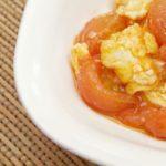 【きょうの料理】トマトと卵のオイスターあんかけの作り方を紹介!栗原心平さんのレシピ