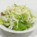 【3分クッキング】レタスときゅうりのサラダの作り方を紹介!小林まさみさんのレシピ