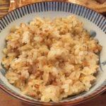 【3分クッキング】ガーリックライスの作り方を紹介!ワタナベマキさんのレシピ