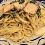 【平野レミの早わざレシピ】さんまの骨抜きパスタの作り方を紹介!