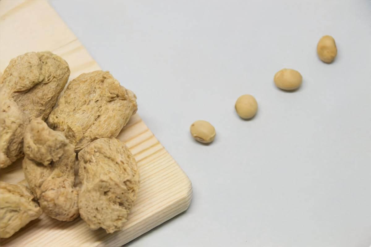 大豆ミートダイエット