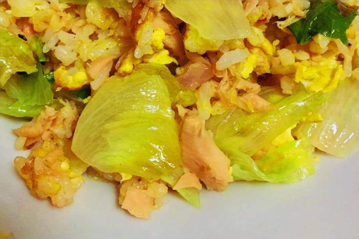 【きょうの料理】レタスご飯の作り方を紹介!佐々木浩さんのレシピ