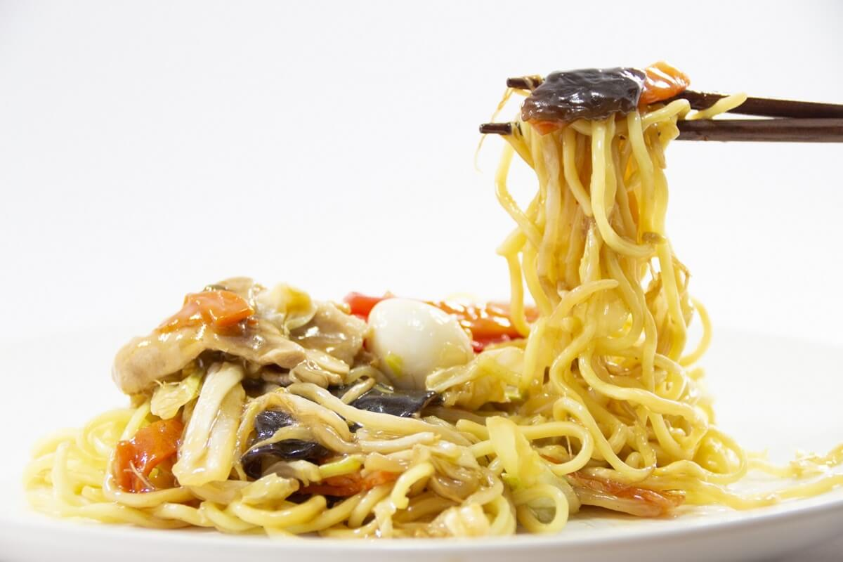 【きょうの料理ビギナーズ】パリパリ麺のあんかけ焼きそばの作り方を紹介!藤野嘉子さんのレシピ