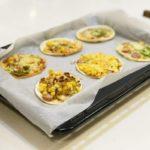 【サタプラ】食べるガラムマサラで餃子の皮ピザの作り方を紹介!稲垣飛鳥さんのレシピ