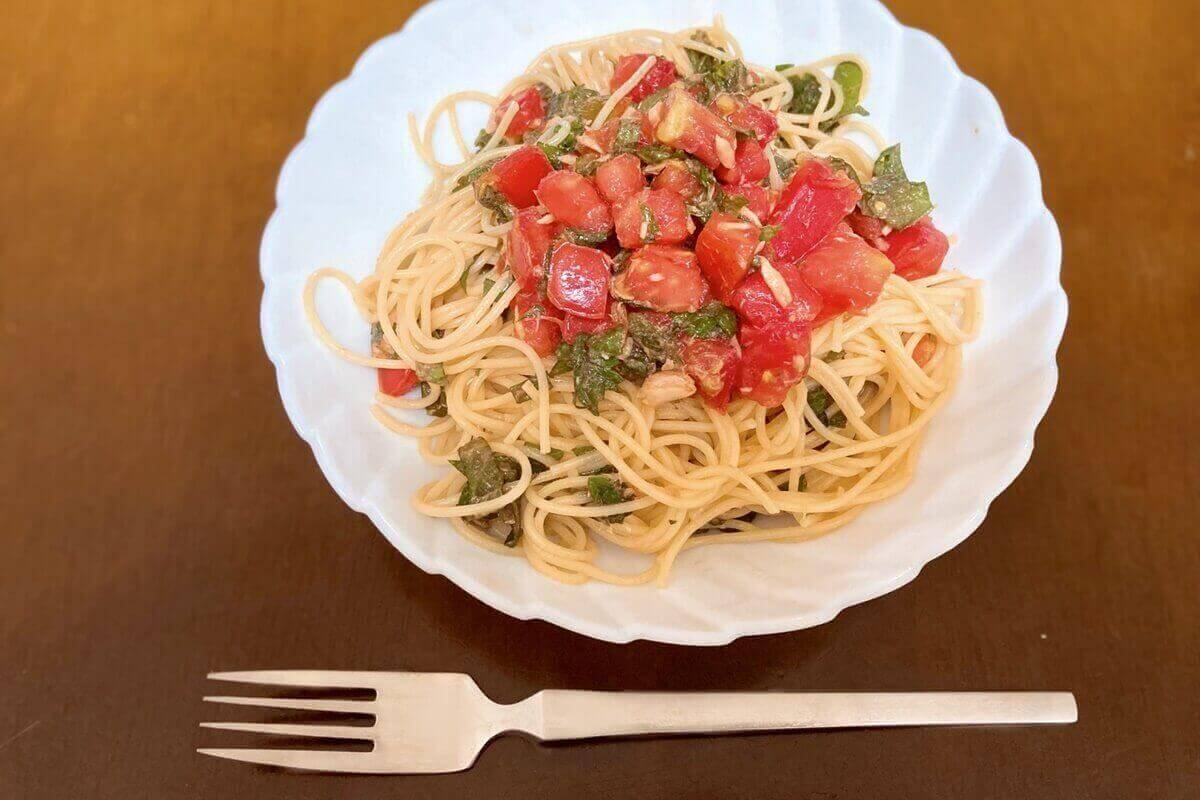 【きょうの料理ビギナーズ】ホタテの冷製パスタの作り方を紹介!藤野嘉子さんのレシピ
