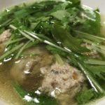 【きょうの料理】肉だんごと春雨のサンラータン風の作り方を紹介!髙城順子さんのレシピ