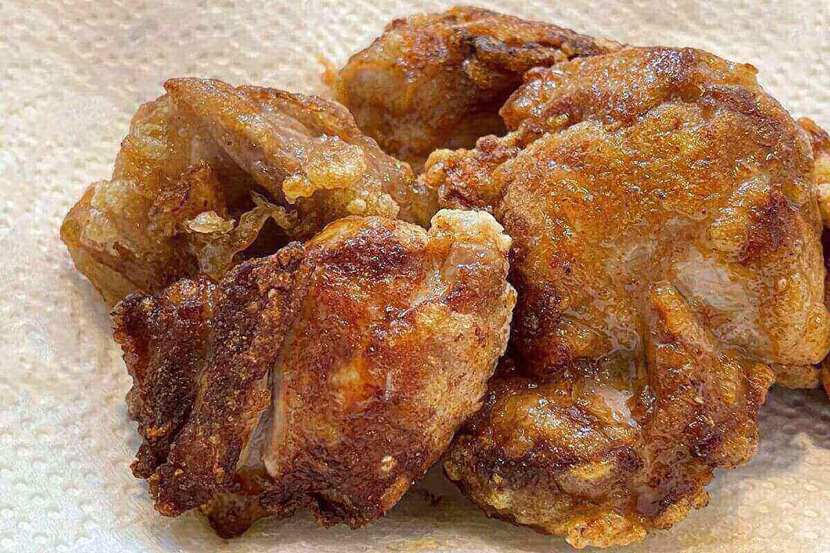 【3分クッキング】豚肉の竜田揚げ パイナップル風味の作り方を紹介!田口成子さんのレシピ