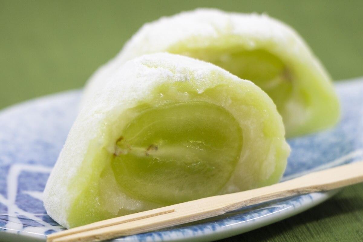 【相葉マナブ】ぶどうレシピ!ぶどう大福の作り方を紹介!旬の産地ごはん