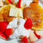 【土曜はナニする】フレンチトースト風パンケーキの作り方を紹介!これぞうさんのレシピ