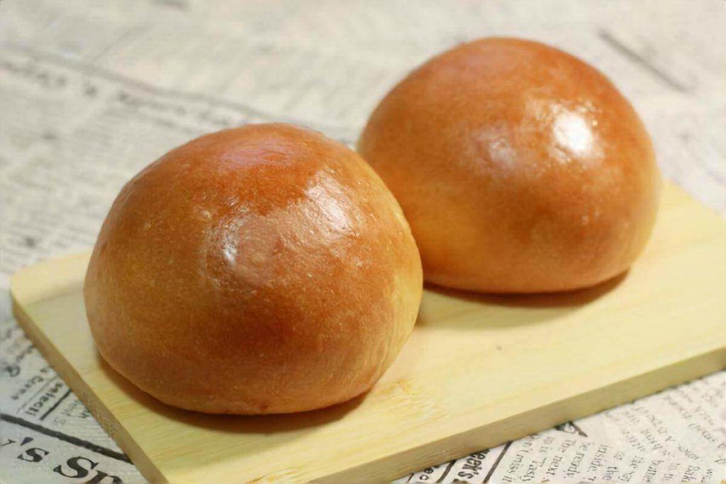 コムギの簡単お豆腐パン