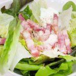 【きょうの料理ビギナーズ】シーザーサラダの作り方を紹介!藤野嘉子さんのレシピ