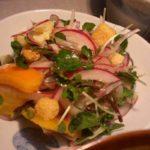 【きょうの料理ビギナーズ】長芋とオクラの和風サラダの作り方を紹介!藤野嘉子さんのレシピ