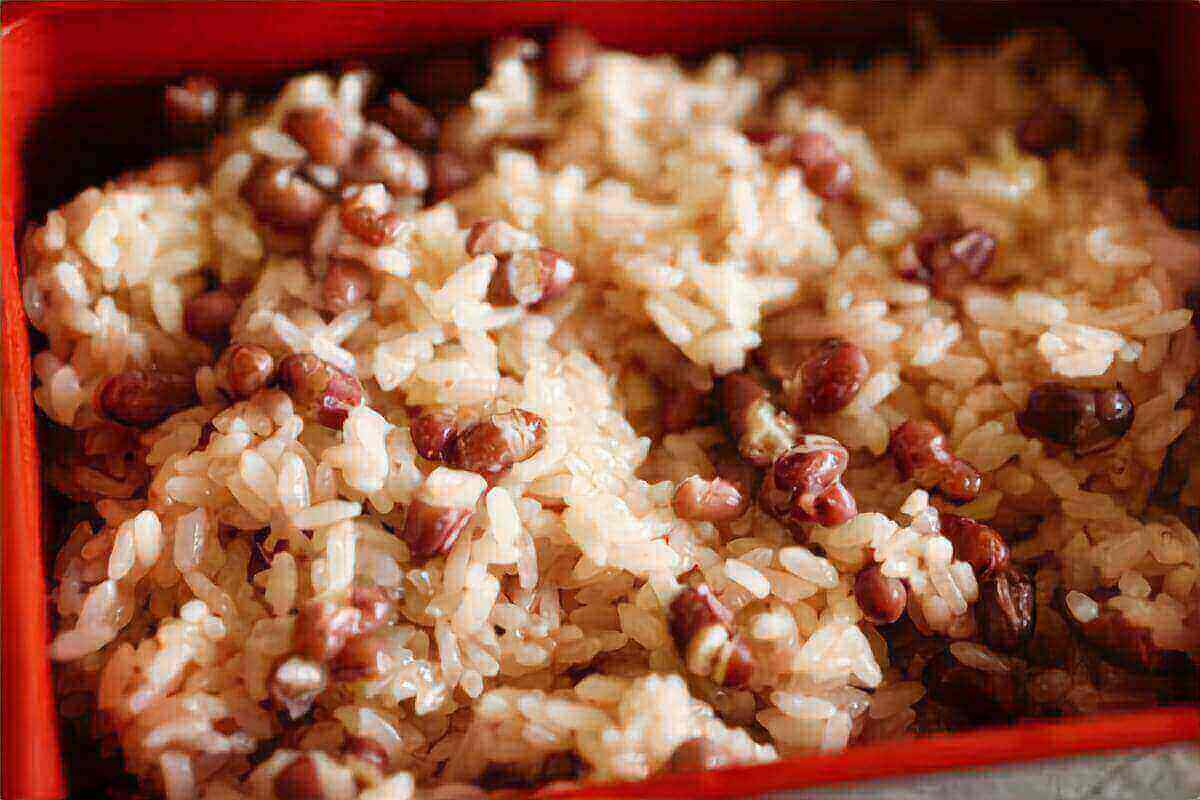 【おかずのクッキング】お赤飯の作り方を紹介!土井善晴さんのレシピ