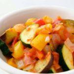 【相葉マナブ】柿レシピ!柿とナスのラタトゥイユの作り方を紹介!旬の産地ごはん