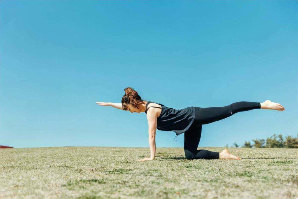 腰痛を改善するインナーマッスル刺激体操