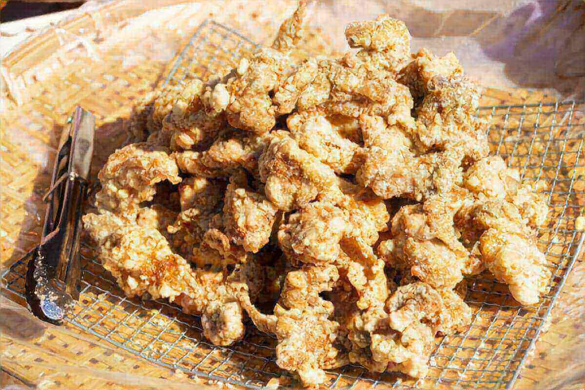 【きょうの料理】豚こまのカリッと揚げの作り方を紹介杉本節子さんのレシピ