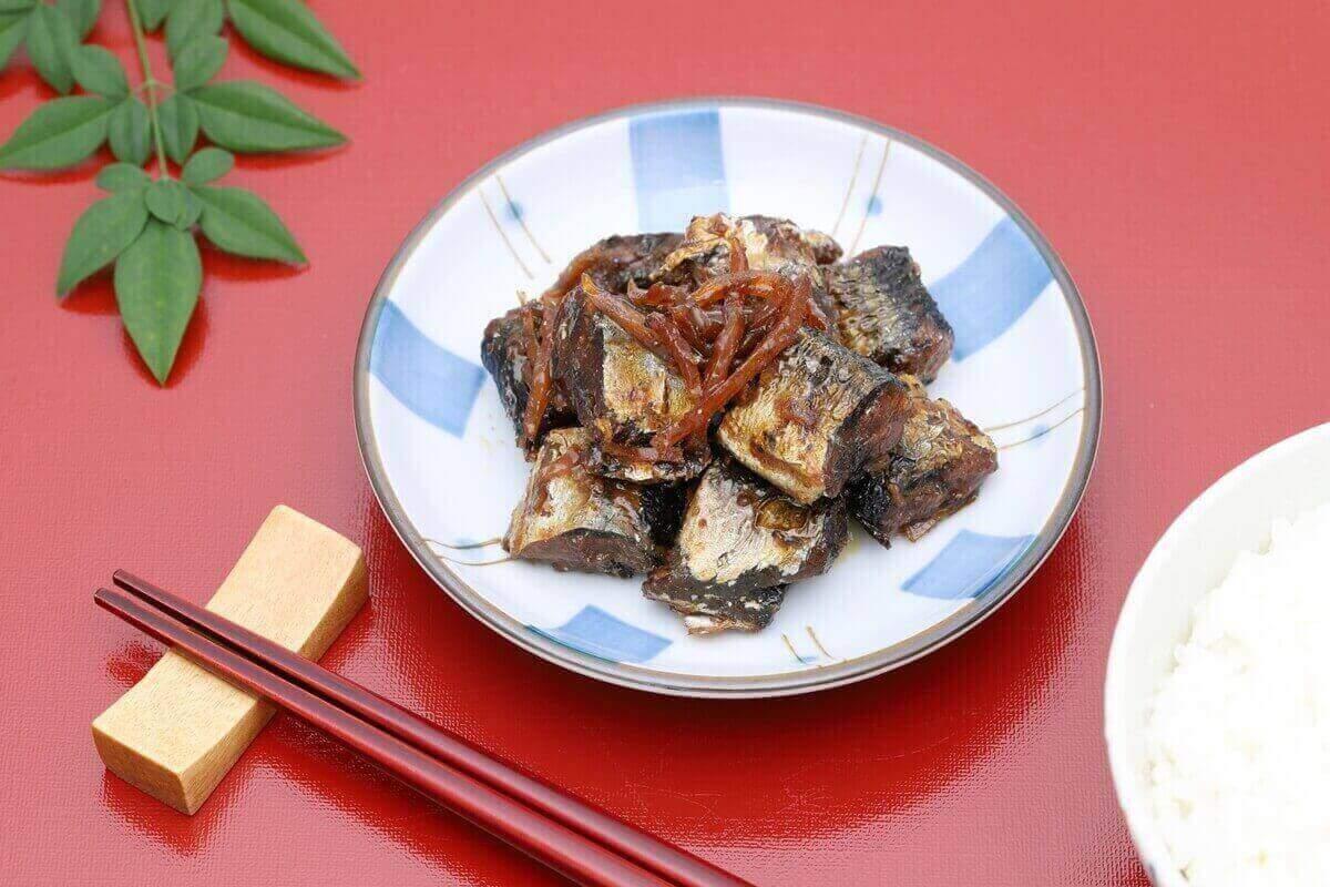 【あさイチ】中華風!さんまとれんこんの甘辛煮の作り方を紹介!今井亮さんのレシピ
