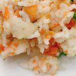 【きょうの料理ビギナーズ】マッシュルームと鮭のピラフの作り方を紹介!藤野嘉子さんのレシピ