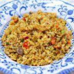 【サタプラ】ドライカレー風炊き込みご飯の作り方を紹介!稲垣飛鳥さんのレシピ