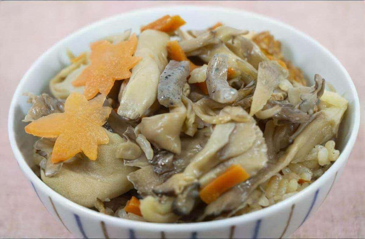 【おかずのクッキング】まいたけの炊き込みご飯の作り方を紹介!土井善晴さんのレシピ