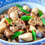 【きょうの料理】里芋と豚バラのオイスター煮の作り方を紹介!しらいのりこさんのレシピ