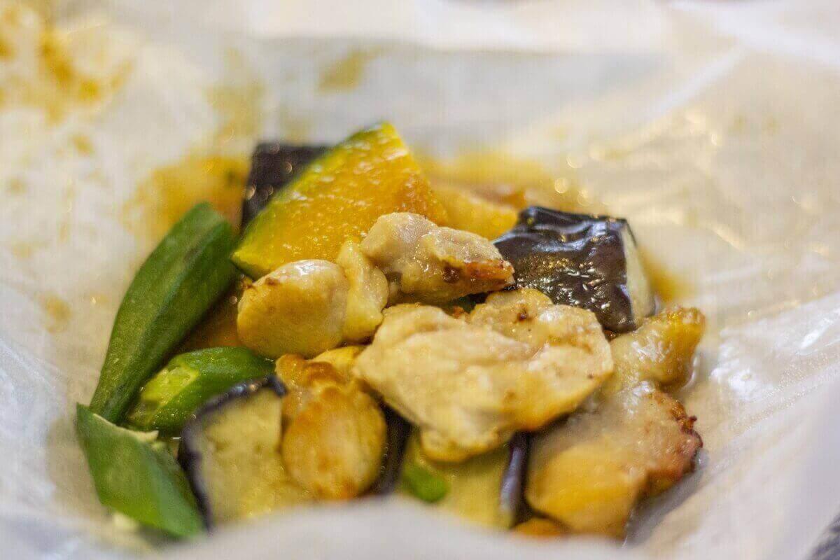【おしゃべりクッキング】鶏とかぼちゃのXO醤蒸しの作り方を紹介!石川智之さんのレシピ