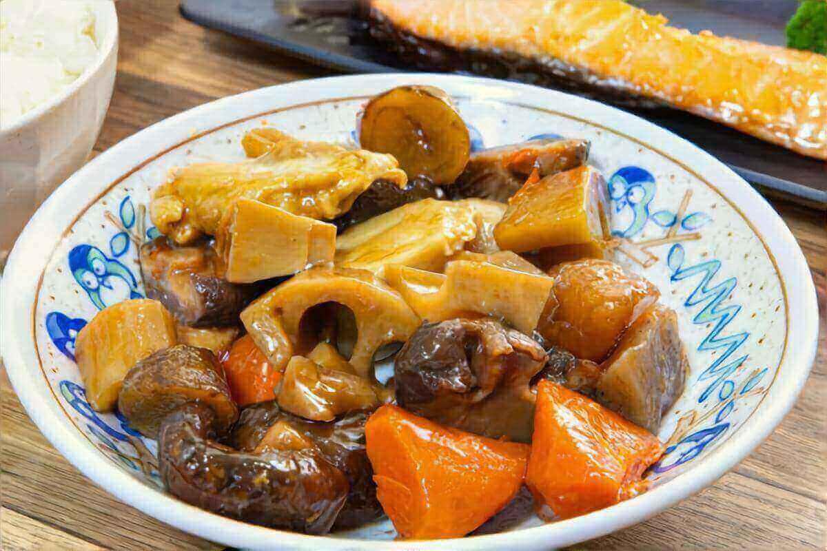 【きょうの料理ビギナーズ】たたきれんこんと豚肉のみそ煮の作り方を紹介!藤野嘉子さんのレシピ